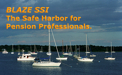 BLAZE SSI Safe Harbor